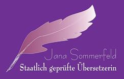 Übersetzungen Sommerfeld - Logo